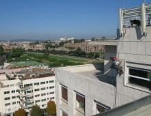 F.A.O. Consolidamento di lastre di rivestimento in travertino. Roma (2010)